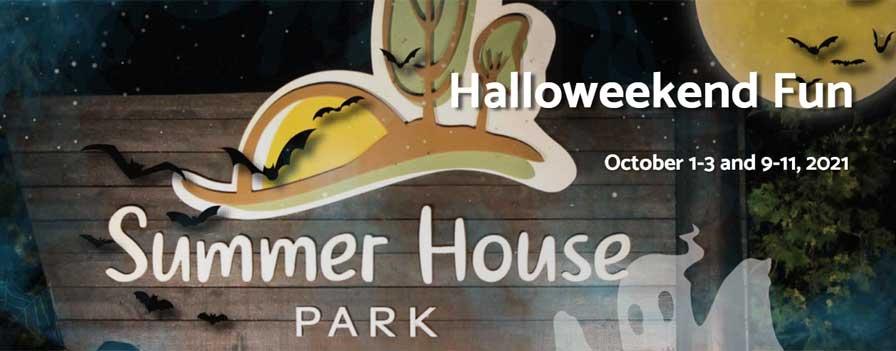 Eco Art Camp Summer House Park