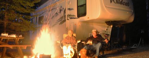 Canadian Camping Week